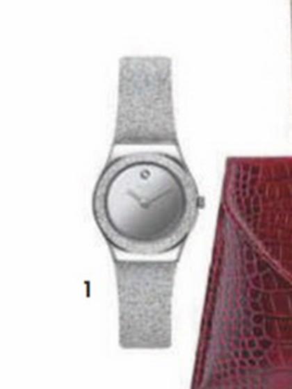 杂志 女式 手表 时尚手表图片4779040