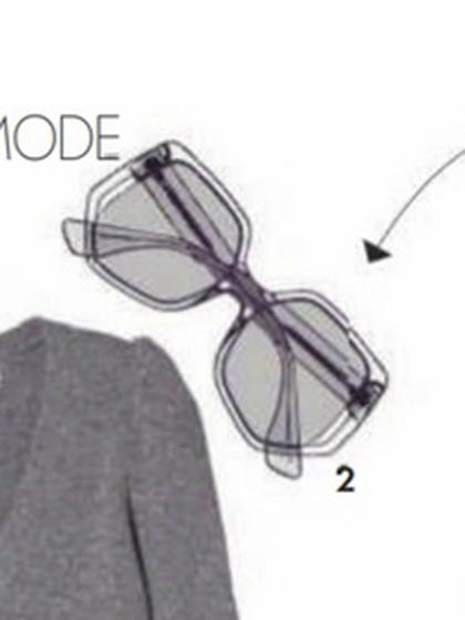 杂志 女式 眼镜 太阳镜图片4779039