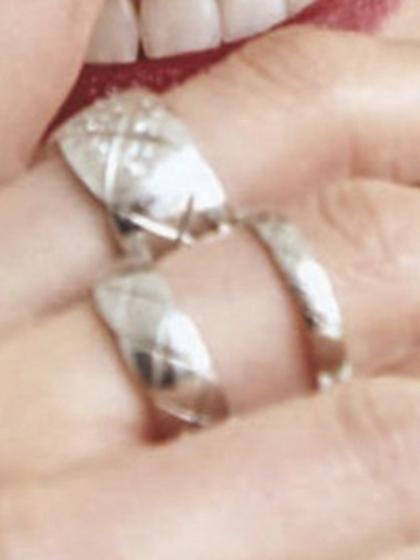 杂志 女式 手饰 戒指图片4779569