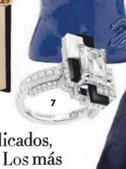 杂志 女式 手饰 戒指图片4779607
