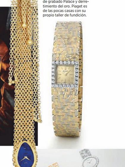杂志 女式 手表 时尚手表图片4779602
