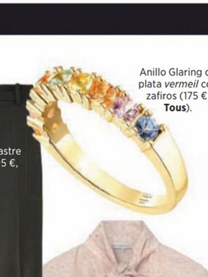 杂志 女式 手饰 戒指图片4779600