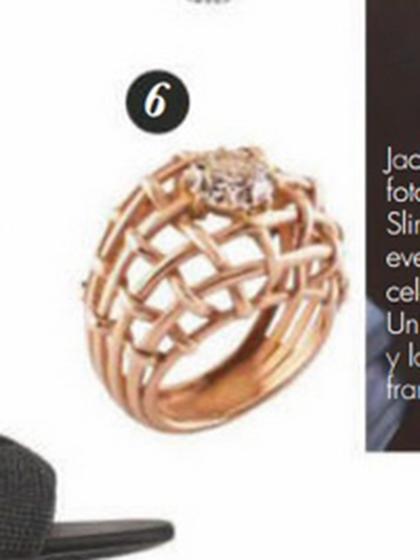 杂志 女式 手饰 戒指图片4779616
