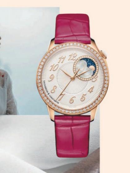 杂志 女式 手表 时尚手表图片4781059