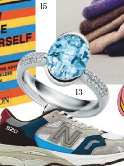 杂志 女式 手饰 戒指图片4781052