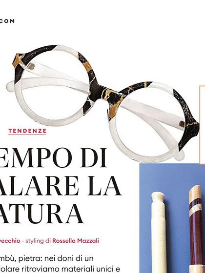 杂志 女式 眼镜 装饰镜图片4785082