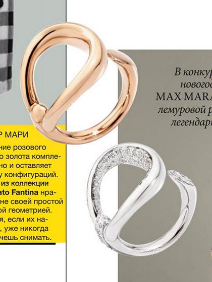 杂志 女式 手饰 戒指图片4785086