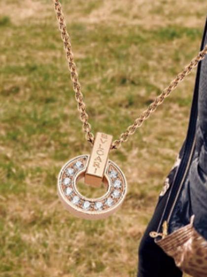 杂志 女式 颈饰 吊坠图片4785085