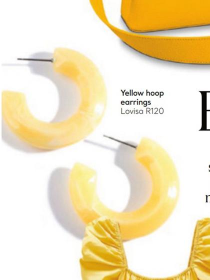 杂志 女式 耳饰 耳钉图片4787126