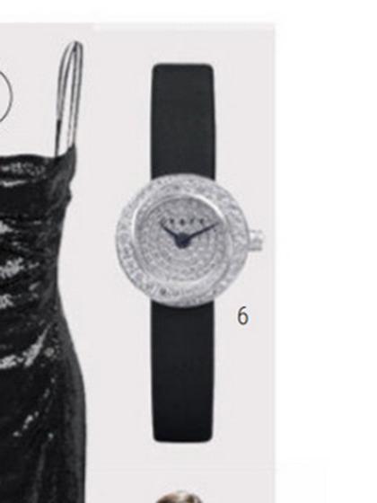 杂志 女式 手表 时尚手表图片4793193