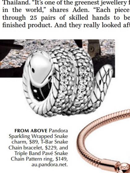 杂志 女式 颈饰 吊坠图片4804205