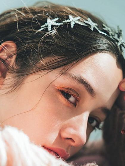 杂志 女式 发饰 发箍图片4829994
