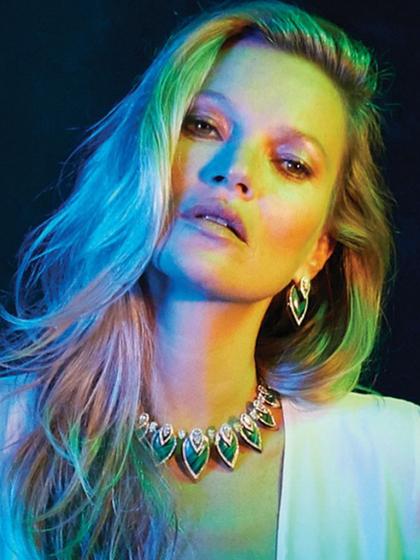 杂志 女式 颈饰 项链图片4835238