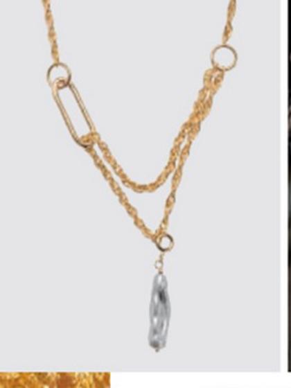 杂志 女式 颈饰 项链图片4835250