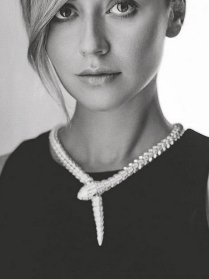 杂志 女式 颈饰 项链图片4835273