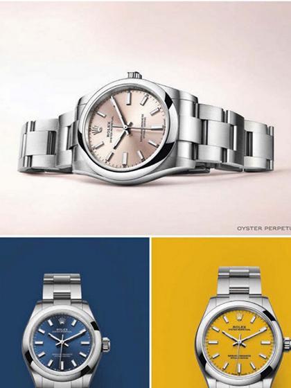 杂志 女式 手表 商务手表图片4836686