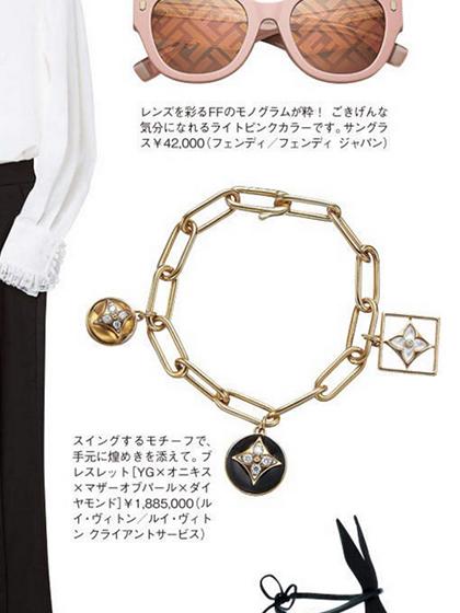 杂志 女式 手饰 手链图片4836721
