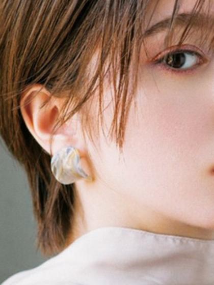 杂志 女式 耳饰 耳钉图片4838944