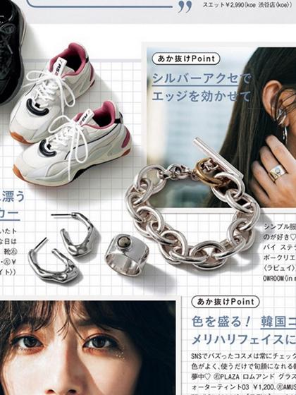 杂志 女式 手饰 手链图片4838942