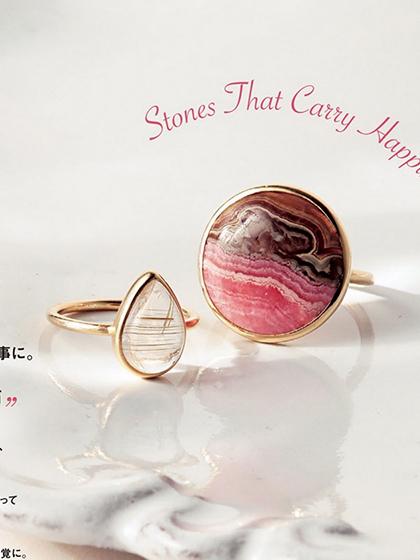 杂志 女式 手饰 戒指图片4838953