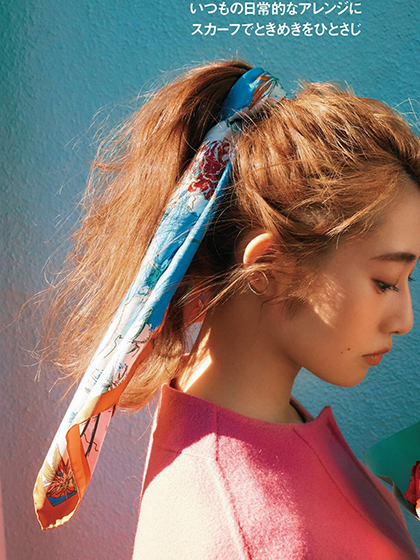 杂志 女式 发饰 发圈/发绳图片4838946