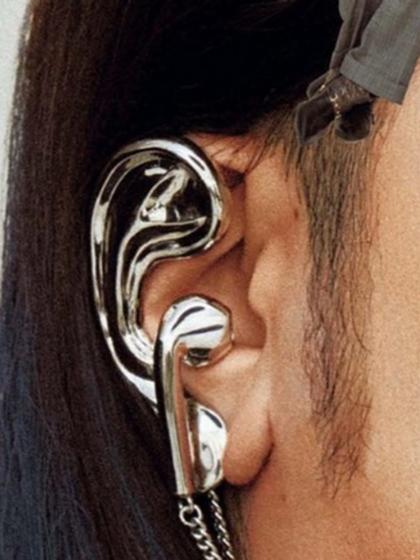 杂志 女式 耳饰 耳坠图片4838966