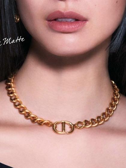 杂志 女式 颈饰 项链图片4838963