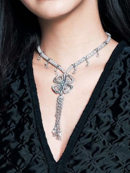 杂志 女式 颈饰 项链图片4838962