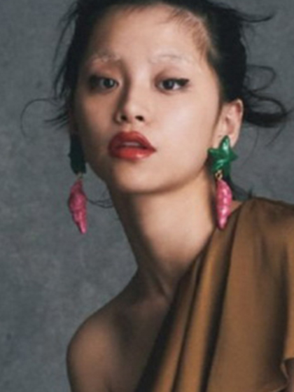 杂志 女式 耳饰 耳坠图片4840515
