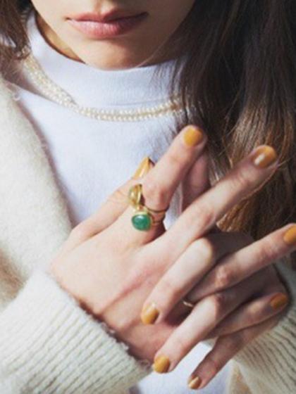 杂志 女式 手饰 戒指图片4840532