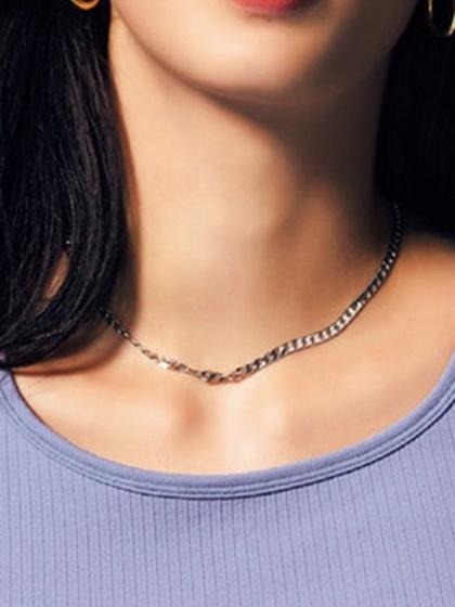 杂志 女式 颈饰 项链图片4842436