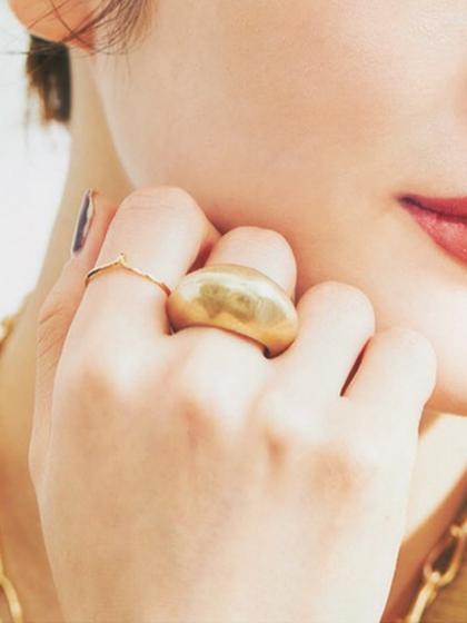 杂志 女式 手饰 戒指图片4842433