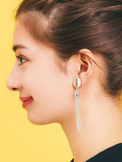 杂志 女式 耳饰 耳坠图片4842432