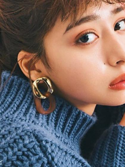 杂志 女式 耳饰 耳坠图片4842431