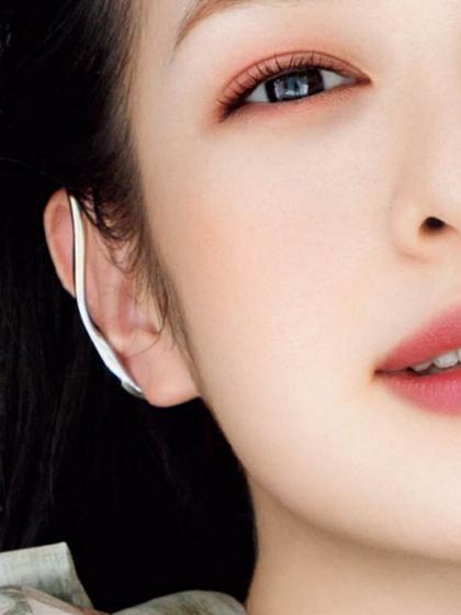 杂志 女式 耳饰 耳钉图片4842451