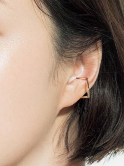 杂志 女式 耳饰 耳钉图片4842449