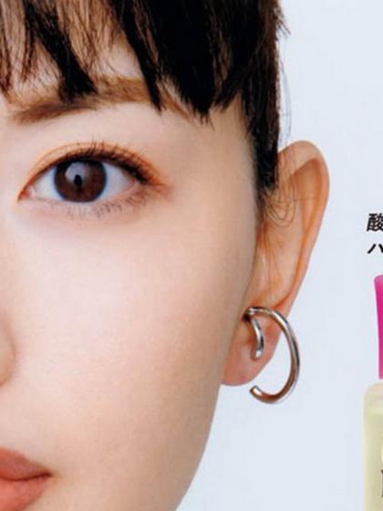 杂志 女式 耳饰 耳钉图片4842447