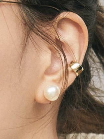 杂志 女式 耳饰 耳钉图片4842464
