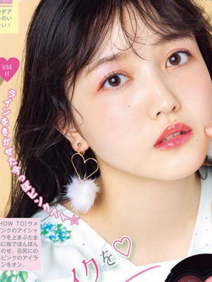 杂志 女式 耳饰 耳坠图片4845501