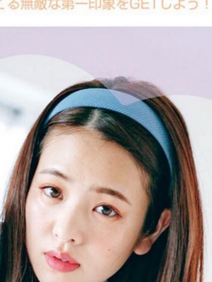 杂志 女式 发饰 发箍图片4932607
