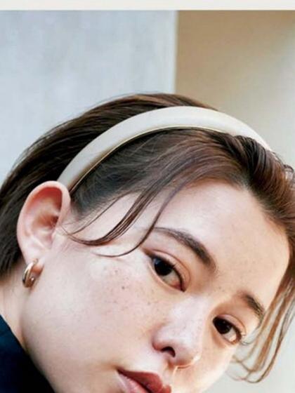 杂志 女式 发饰 发箍图片4938092