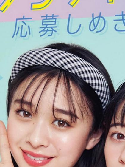杂志 女式 发饰 发箍图片4942973