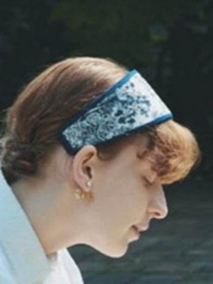 杂志 女式 发饰 发箍图片4951230