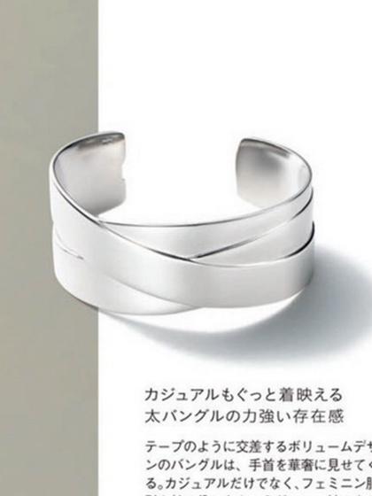 杂志 女式 手饰 手镯图片4984100