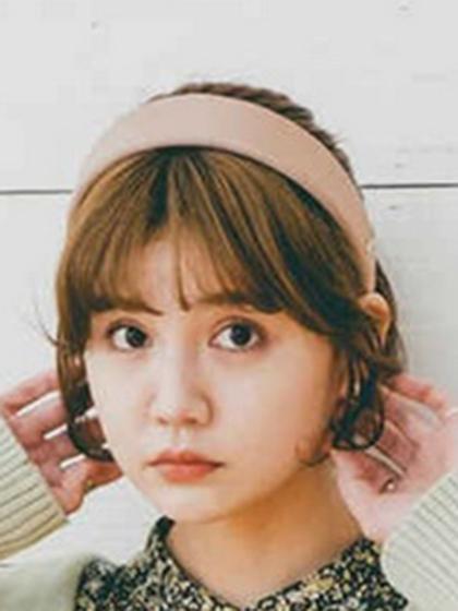 杂志 女式 发饰 发箍图片4998716