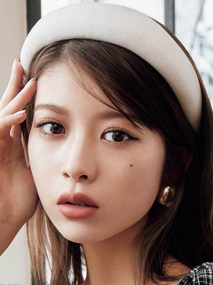 杂志 女式 发饰 发箍图片5001711