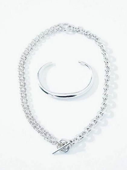 杂志 女式 颈饰 项链图片5005451