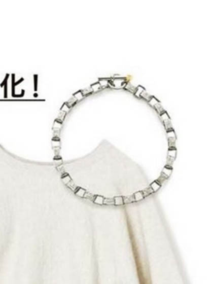 杂志 女式 颈饰 项链图片5005450