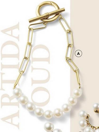 杂志 女式 颈饰 项链图片5005427