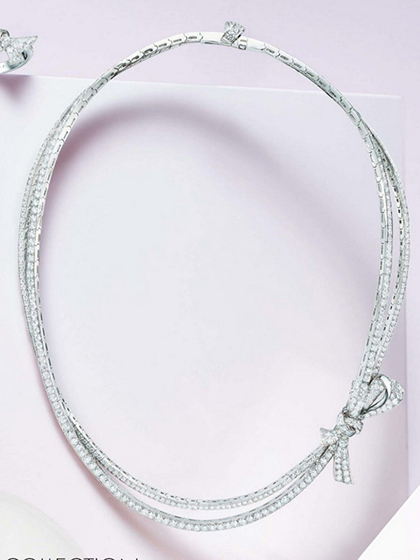 杂志 女式 颈饰 项链图片5009112